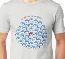 One In A Million - PenguiNation Unisex T-Shirt
