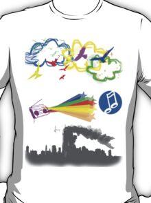 Chaos Filled Skies T-Shirt