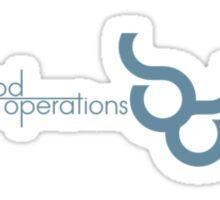 Ood Operations (light) Sticker