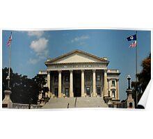 United States Custom House - Charleston, SC Poster
