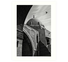 arches of history Art Print