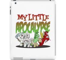 My Little Apocalypse iPad Case/Skin