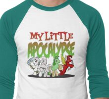 My Little Apocalypse Men's Baseball ¾ T-Shirt