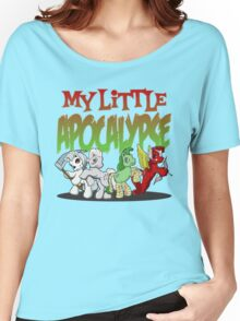 My Little Apocalypse Women's Relaxed Fit T-Shirt