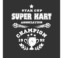 Star Cup Photographic Print