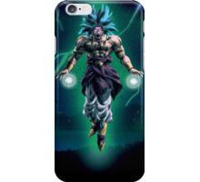 Broly legendary super saiyan iPhone Case/Skin