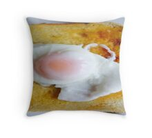 Eggcellent Stuff! Throw Pillow