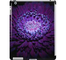 UV Induced Bio-luminescence 10 iPad Case/Skin
