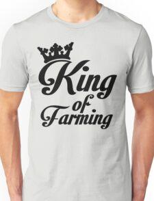 King of farming Unisex T-Shirt