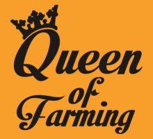 Queen of farming by nektarinchen