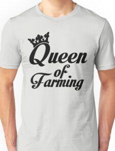 Queen of farming Unisex T-Shirt