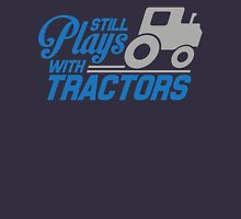 Still plays with tractors Unisex T-Shirt