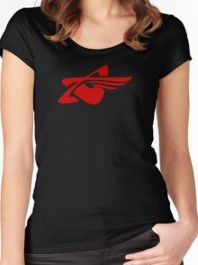 Red Star OS Women's Fitted Scoop T-Shirt