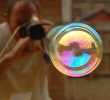 Photographing Bubbles by Richard Heeks