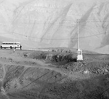 Barren - outside Lima, Peru by Kelsi Doscher