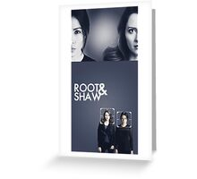 Shaw x Root Greeting Card