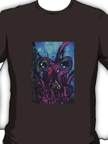 Psychedelic Squid T-Shirt
