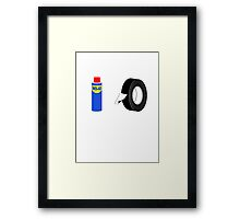 Complete Tool Kit Framed Print