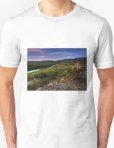 Big Bend Sky and River Unisex T-Shirt