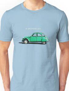 Le Splendid 2CV T-shirt Unisex T-Shirt
