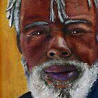 Jamaican Man by Reba Hierholzer