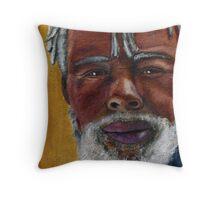 Jamaican Man Throw Pillow