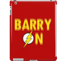 BarryOn iPad Case/Skin