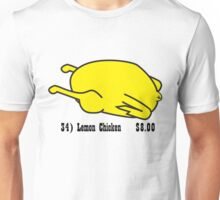 Lemon Chicken Unisex T-Shirt