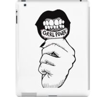 Grrl Power iPad Case/Skin