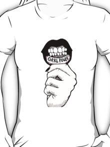 Grrl Power T-Shirt