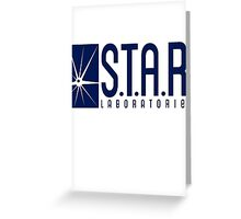 Star Lab Greeting Card