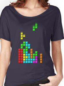 #1 TETRIS FAN Women's Relaxed Fit T-Shirt