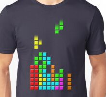 #1 TETRIS FAN Unisex T-Shirt
