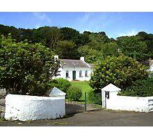 my dream home ... at Portbradden Photographic Print