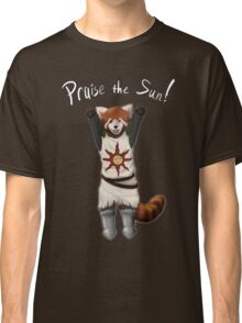 Sun Warrior Red Panda! Classic T-Shirt