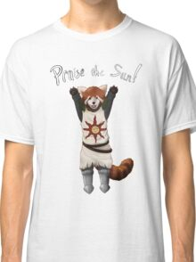 Sun Warrior Red Panda! Classic T-Shirt