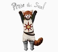 Sun Warrior Red Panda! Unisex T-Shirt