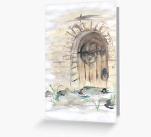 Imagination... Greeting Card
