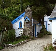 St. Gobban's church by SNAPPYDAVE