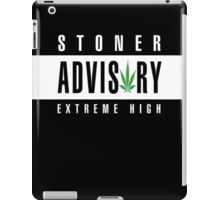 Stoner Advisory iPad Case/Skin