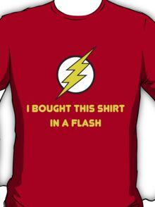 Flash Shopping T-Shirt