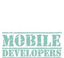 8th Day Mobile Developers T-shirt Photographic Print