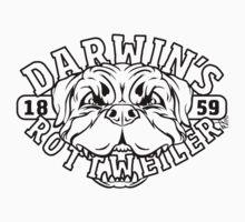 Darwin's Rottweiler Since 1859 by TAIs TEEs