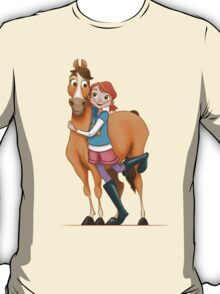Gallop and Daisy T-Shirt