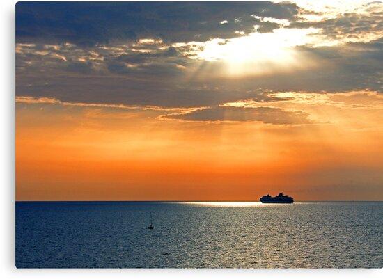 Ship by Tom Gomez