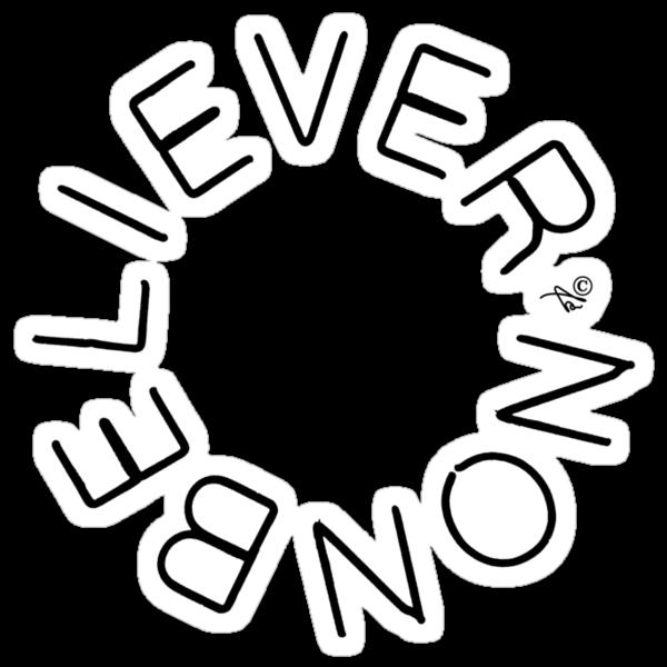 Nonbeliever circle by TAIs TEEs