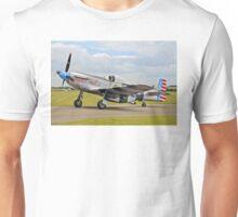 P-51K Mustang 44-12016 N98CF Unisex T-Shirt