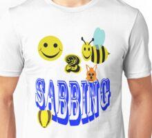 happy2bee sabbing Unisex T-Shirt