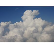 Clouds and Sky Photographic Print