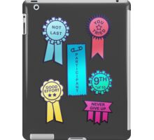 Award For The First Loser iPad Case/Skin